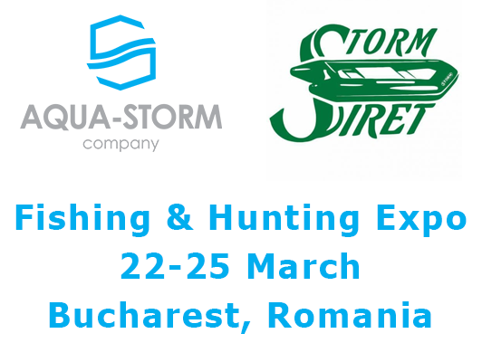 Exhibition Fishing&Hunting Expo 2018 in Romania