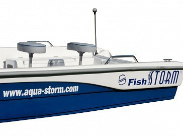 Launch boat Storm Fish